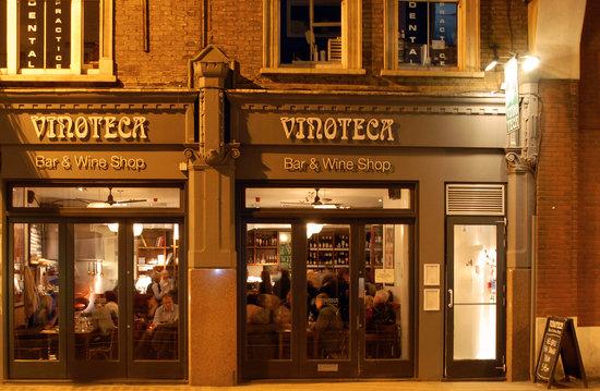 Vinoteca londres 7 st john st clerkenwell n mero de - Fotos de vinotecas ...