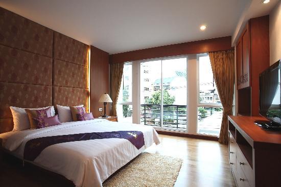 Amaranta Hotel: Royal Suite's bedroom