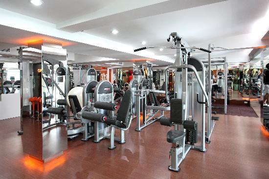 Amaranta Hotel: Fitness Center