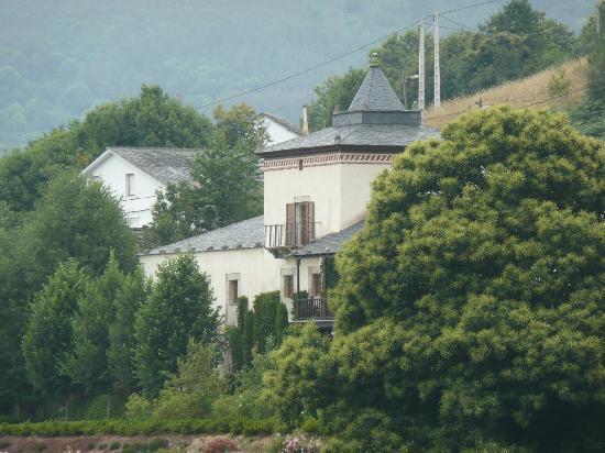 HR Palacio de Prelo: Vista exterior del hotel