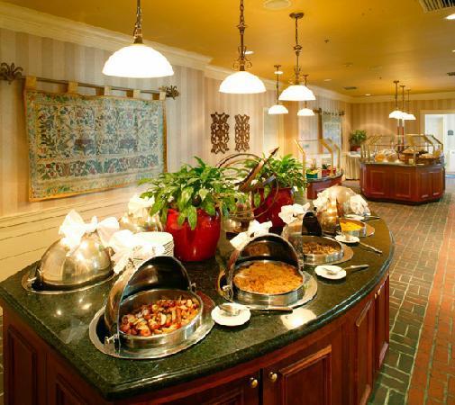 The Glen Restaurant Buffet