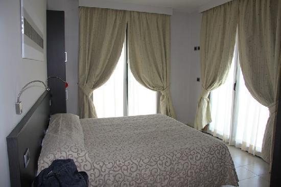 Hotel Club Dante : Interno camera n° 484