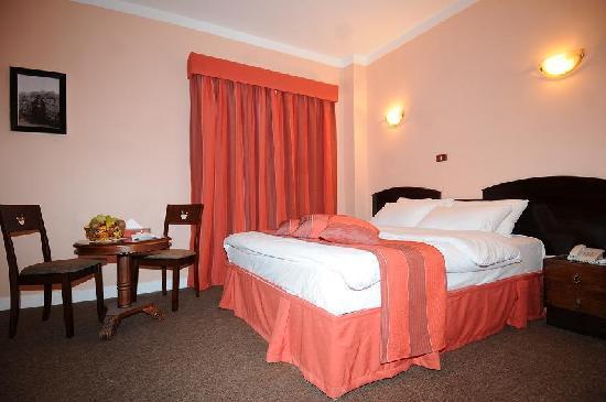 Hidab Hotel: Notre chambre