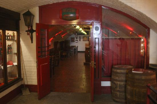 Smithwick S Cellar Bar Picture Of Smithwick S Brewery
