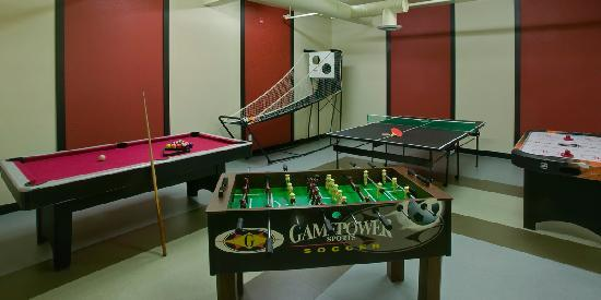 BEST WESTERN The Westerly Hotel & Convention Centre: Games Room