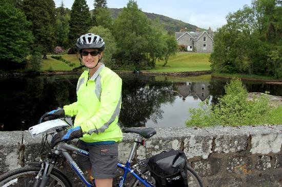2 Wheel Tours: Route took us along many lakes and rivers