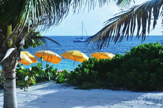Club Orient Resort: Orient Beach