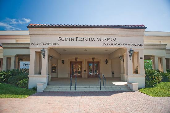 Bradenton, FL: South Florida Museum