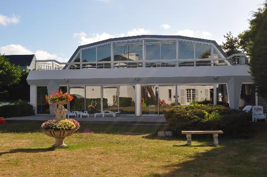 La piscine couverte picture of la renardiere berck for Camping pas de calais avec piscine couverte