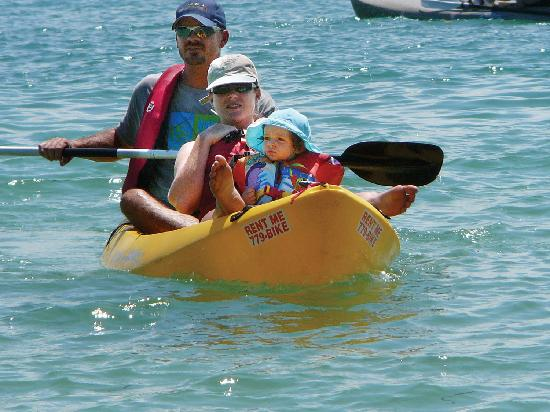 Bradenton, FL: Kayak our water ways