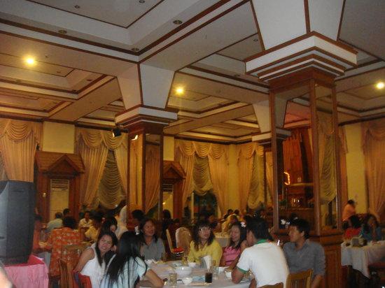 Phetchabun, Thái Lan: You'll meet the locals in the restaurant