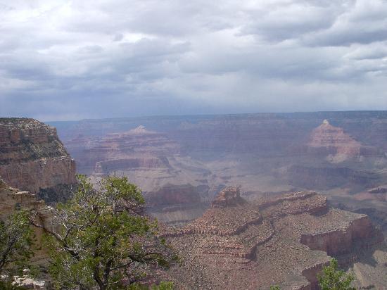 Parque Nacional del Gran Cañón, AZ: Grand canyon south trail