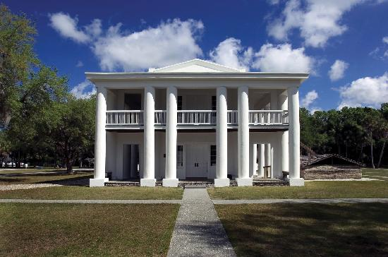Ellenton, ฟลอริด้า: Gamble Plantation Historic SP