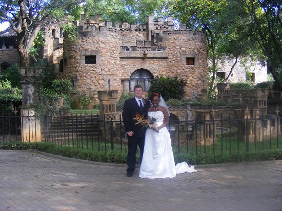 Our wedding day picture of the nesbitt castle bulawayo tripadvisor the nesbitt castle our wedding day junglespirit Gallery