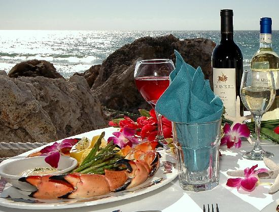 Longboat Key, فلوريدا: Island Dining