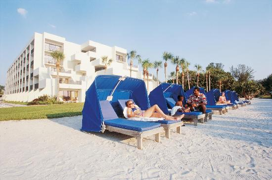 Longboat Key, FL: Beach front accommodations