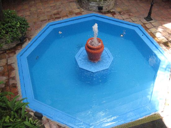 Hotel de la Monnaie: Wading pool