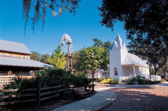 Palmetto, فلوريدا: Palmetto Historical Park