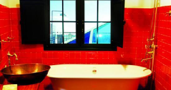 Casa Alborada: Cuarto de baño completo