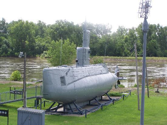 Omaha, NE: USS Marlin