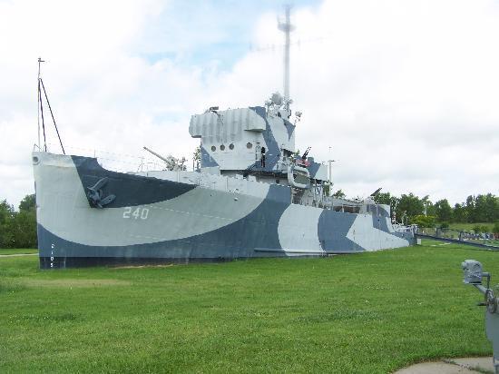 Omaha, NE: USS Hazard