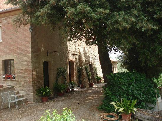 Agriturismo le Caggiole: The restaurant