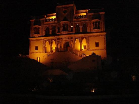 Ananda in the Himalayas: The Palace by Night