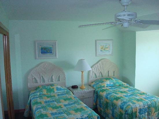 Tortuga Beach Club Resort: Second Bedroom