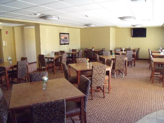 StoneCreek Lodge Missoula : Breakfast area
