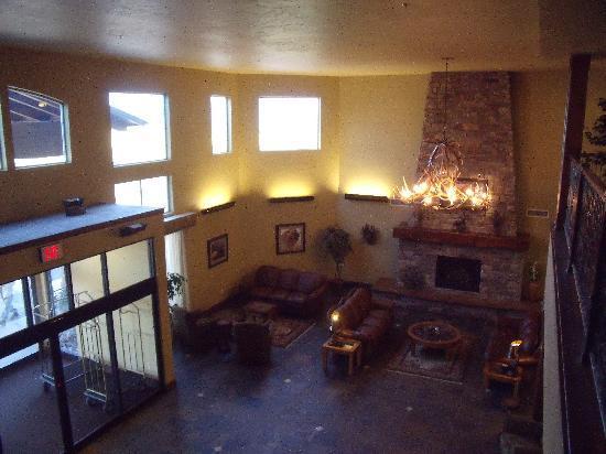 StoneCreek Lodge Missoula : Lobby