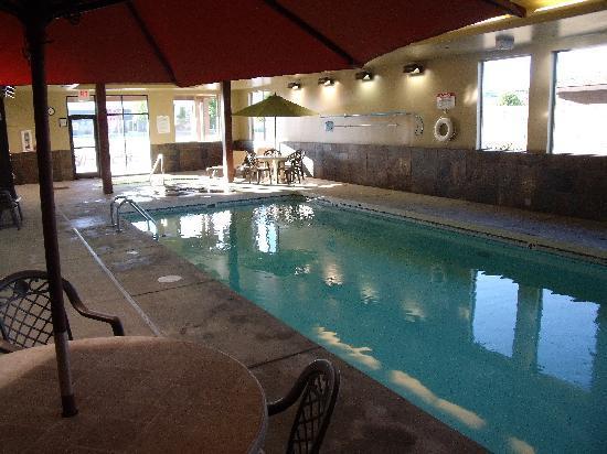StoneCreek Lodge Missoula : Indoor pool