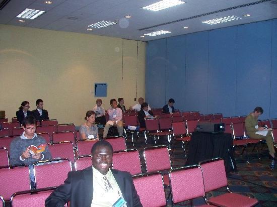 Miami Beach Convention Center: aula