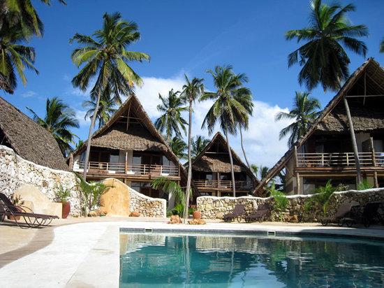 Sunshine Hotel Zanzibar: Sunshine Hotel - bungalows with Sea View rooms