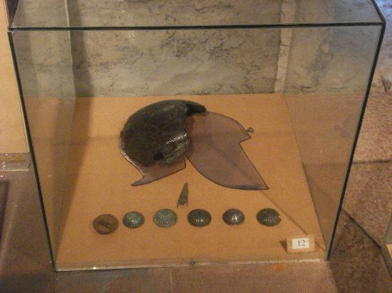 Shkoder Historical Museum : From the Illyrian Period?