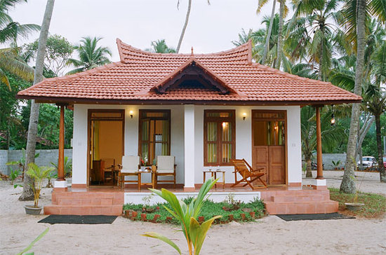 Ananda beach home kerala alappuzha hotel reviews for Traditional beach house designs