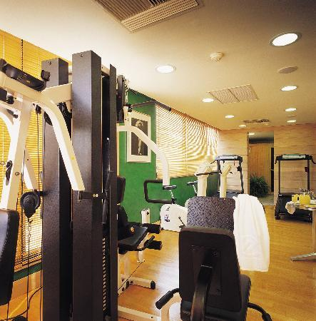Athens Zafolia Hotel: Fitness Center