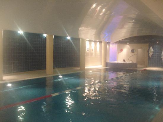 The Marylebone : piscine