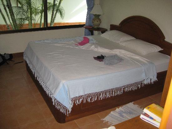 Planet Phuket : Bett