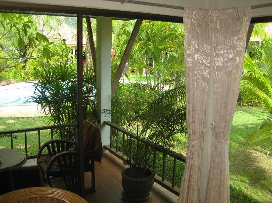 Planet Phuket : Wohnzimmer
