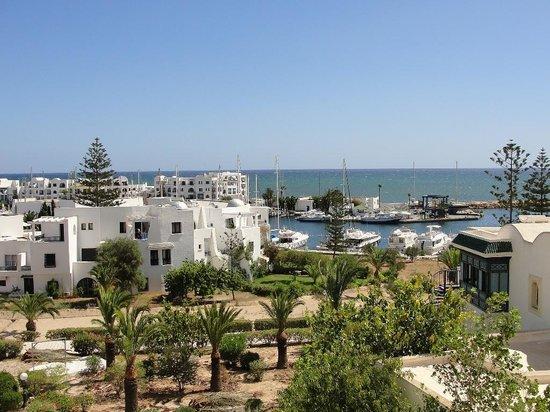 El Hana Hannibal Palace : View from room