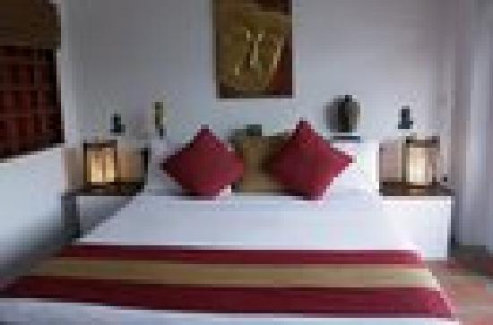 L' Hacienda: ma chambre