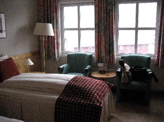 Spitsbergen Hotel: Unser Zimmer