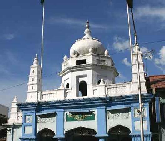 Nagapattinam, India: Nagore THARGA