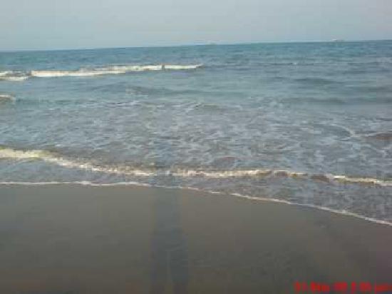 Nagapattinam Beach