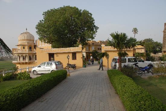 Hotel Phool Mahal Palace