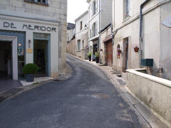 Mysterious narrow lanes near Chez Teresa