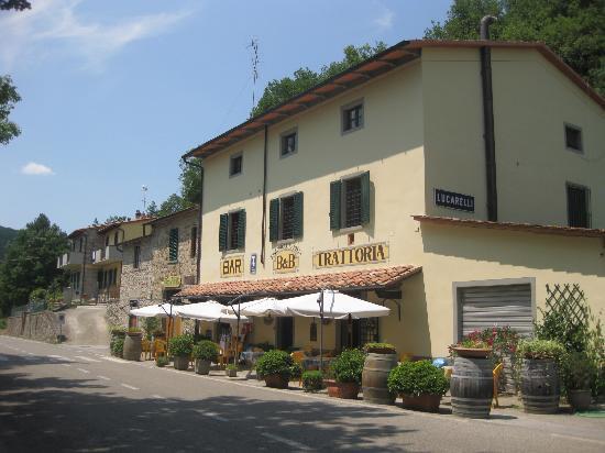 Ristoro Lucarelli: dal 1880 ristoro a lucarell