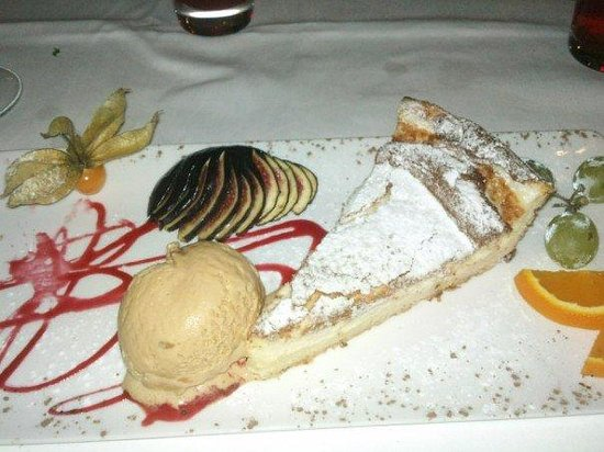Via Cassia : Very nice dessert