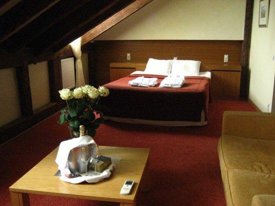 Hotel Bern: DeLuxe Room