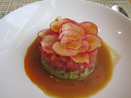 Tuna Tartare Picture Of Nougatine At Jean Georges New York City